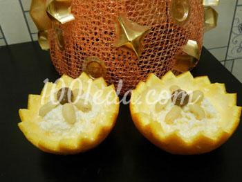 Апельсиновые лотосы