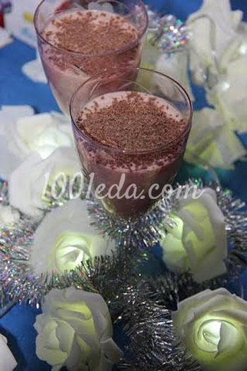 Десерт Новогодняя ночь