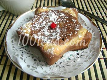 Шоколадно-кокосовый кекс: рецепт с пошаговым фото