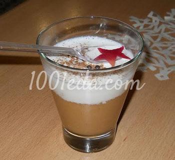 Имбирный капучино из запеченных яблок: рецепт с пошаговым фото