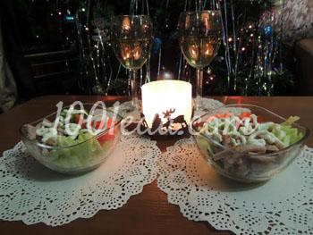 Салат для двоих