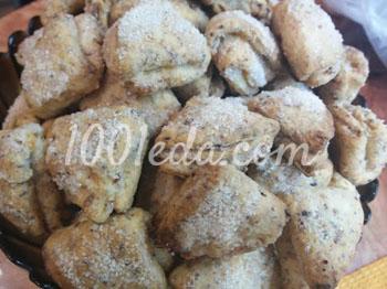 Творожное печенье: рецепт с пошаговым фото