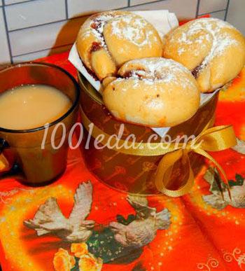 Булочки Энсаймадас: рецепт с пошаговым фото