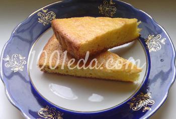Манный кекс