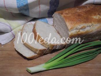 Домашний хлеб с бонусом