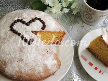 Кекс из разнозлаковой муки: рецепт с пошаговым фото