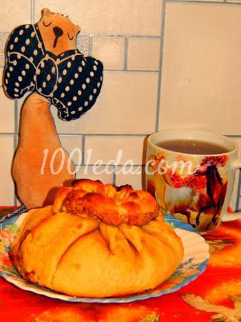 Мешочек с сюрпризом: рецепт с пошаговым фото